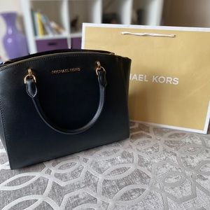 🖤 Brand New Michael Kors Large Ellis Satchel 🖤